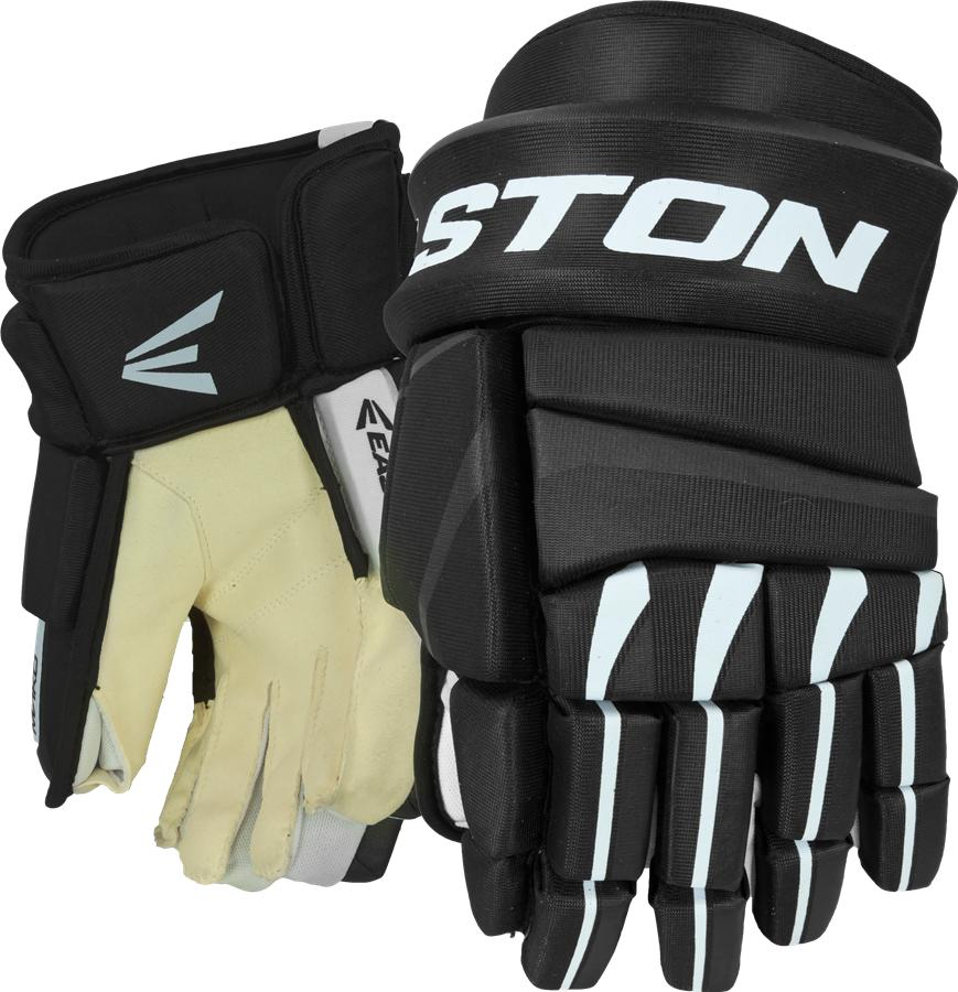 Learn to Play Hockey Easton Mako M1 Hockey Gloves