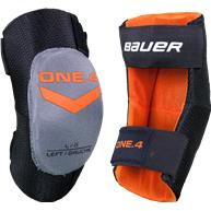 Learn to Play Hockey Bauer Supreme One.4 Youth Elbow Pads