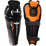 Learn to Play Hockey Bauer Supreme One.4 Youth Shin Guards