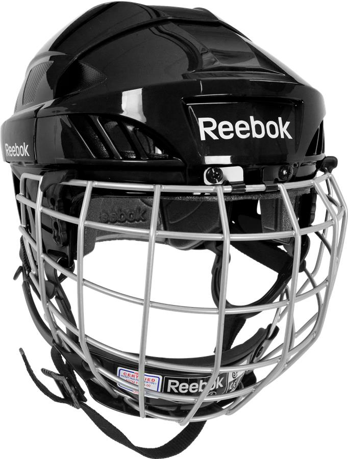 Learn to Play Hockey Reebok 3k Helmet
