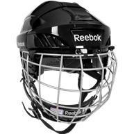 Learn to Play Hockey Reebok 3k Helmet
