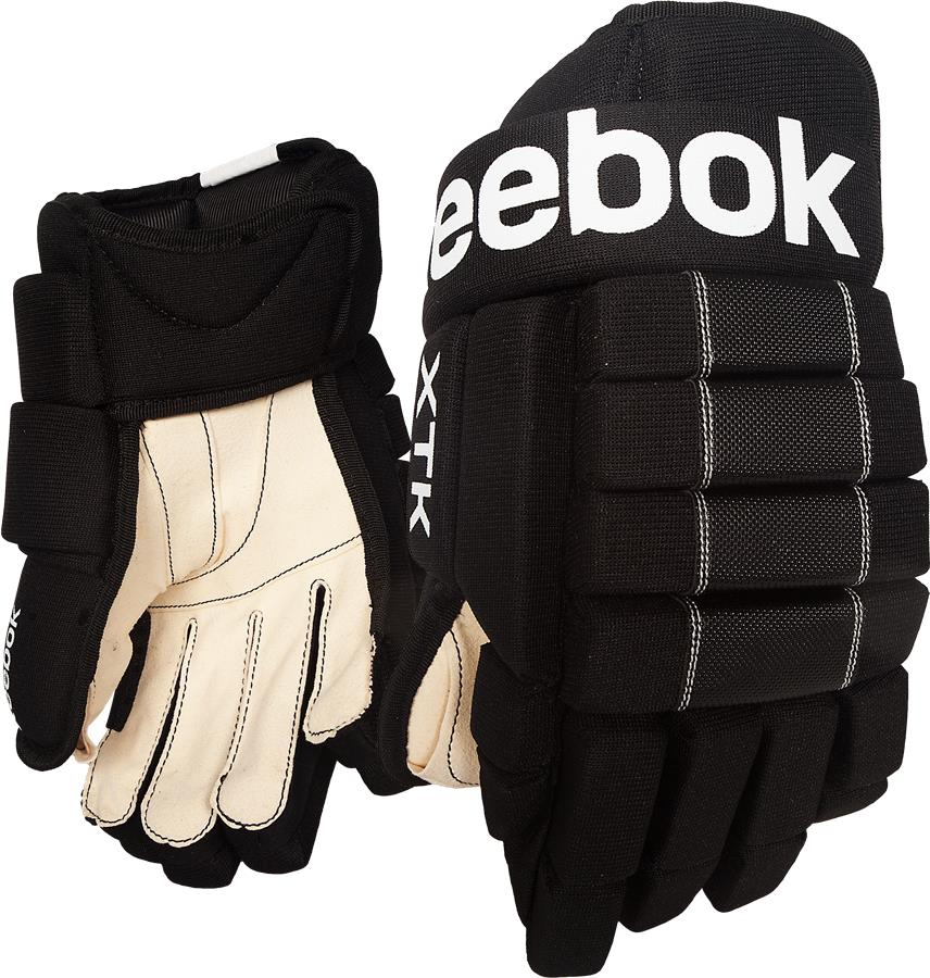 Learn to Play Hockey Reebok XTK Hockey Gloves
