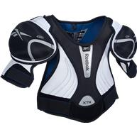 Learn to Play Hockey Reebok XTK Youth Shoulder Pads