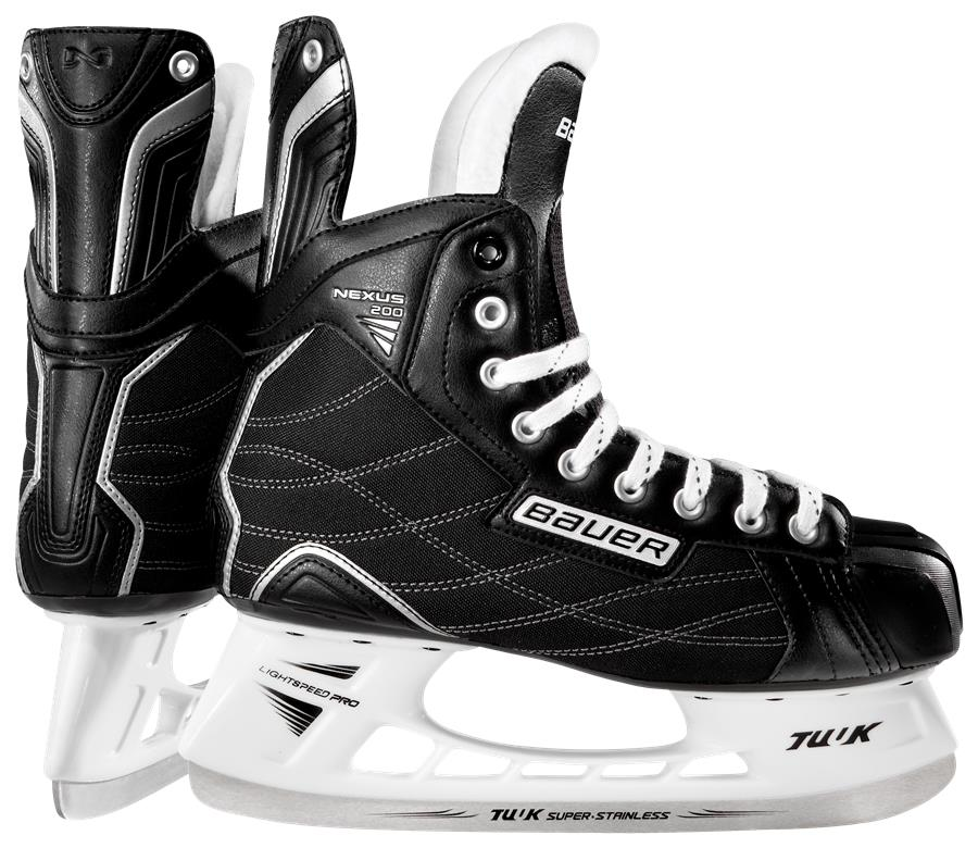 Learn to Play Hockey Bauer Nexus 200 Ice Hockey Skates