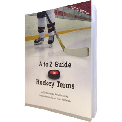 Team Clean Gear A to Z Guide Hockey Terms Book