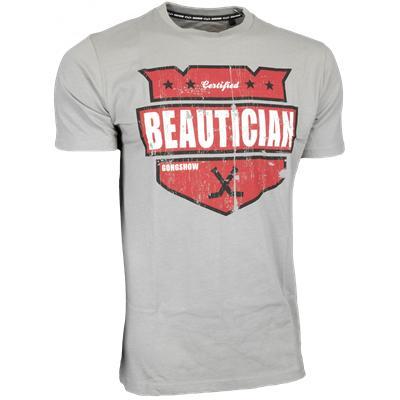 Gongshow Certified Beautician Tee Shirt