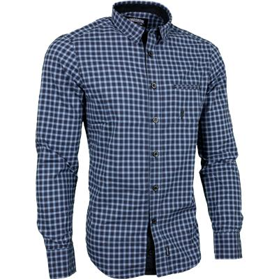 Gongshow Keep it Simple Button Up Long Sleeve Shirt