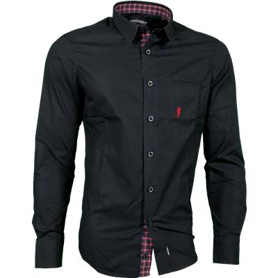 Gongshow Its Go Time Button-Up Long Sleeve Shirt