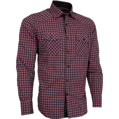 Gongshow Game of Pick Up Button-Up Long Sleeve Shirt