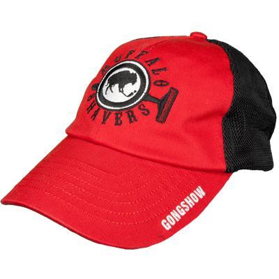 Gongshow Muffalo Shavers Hat