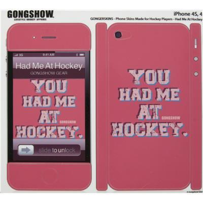 Gongshow iPhone 4 & 4S Skin