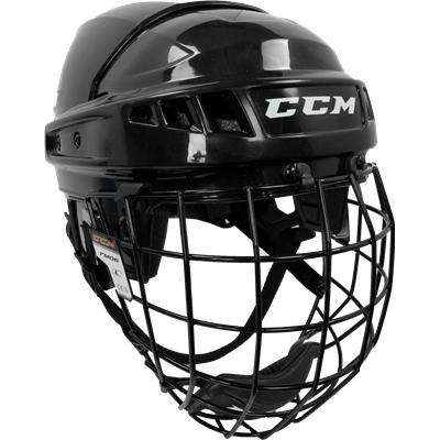 CCM U + 04 Helmet Combo