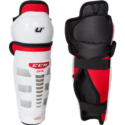 CCM U + 04 Shin Guards