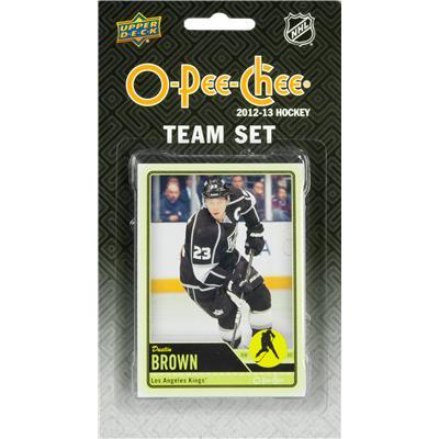 O-Pee-Chee 2012-13 NHL Team Card Sets
