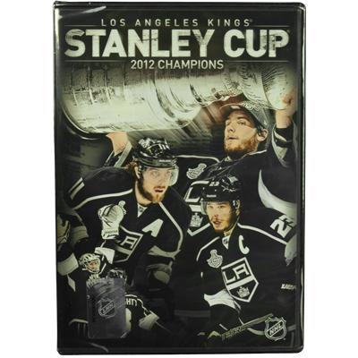 Los Angeles Kings 2012 Stanley Cup Champions DVD