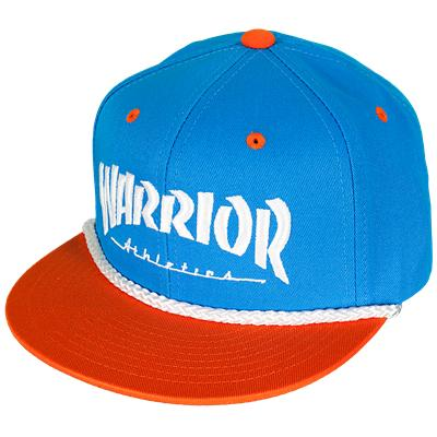 Warrior Athletics Snapback Hat