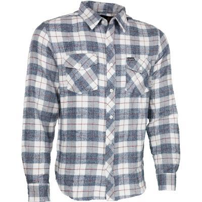 Sauce Street Meat Button-Up Long Sleeve Shirt