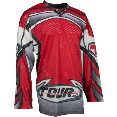 Tour Ground Control Away Red Jersey