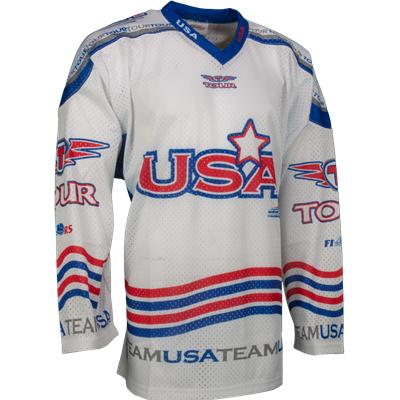 Tour USA Home Jersey