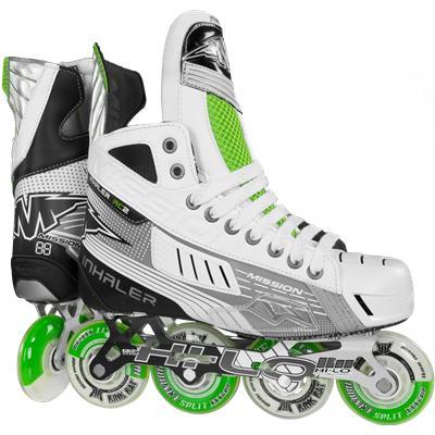 Mission Inhaler AC:2 Inline Skates