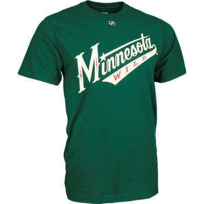 Reebok Minnesota Wild Ryan Suter Jersey Tee Shirt