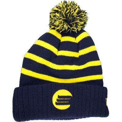 Bauer Varsity Cuffed Pom Knit Hat