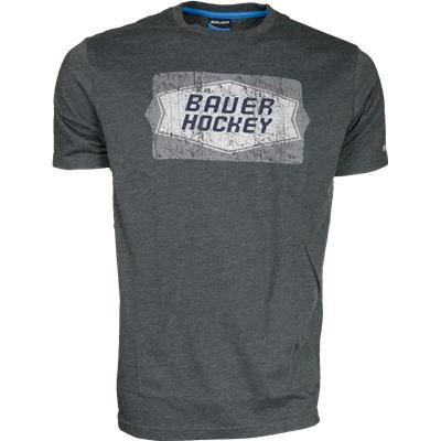Bauer Vintage Hockey Tee Shirt 2013