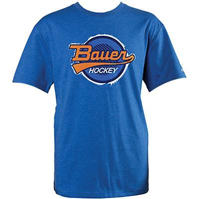Bauer Varsity Stamp Short Sleeve Hockey Tee Plus