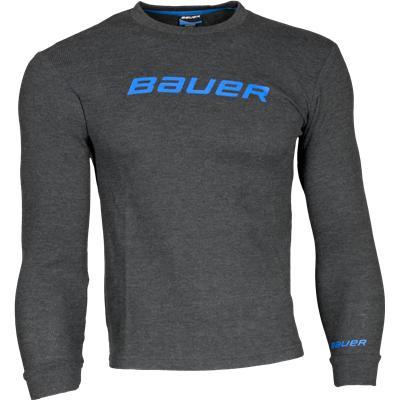 Bauer Varsity Thermal Long Sleeve Shirt