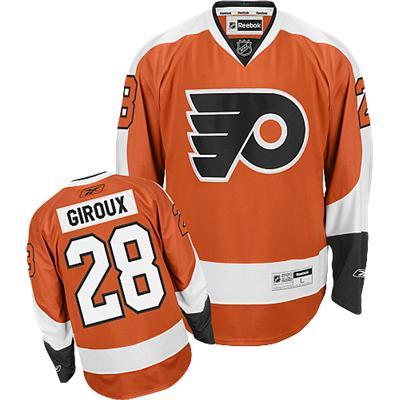 Reebok Claude Giroux Philadephia Flyers Premier Jersey