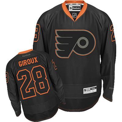 Reebok Philadelphia Flyers Black Ice Claude Giroux Jersey