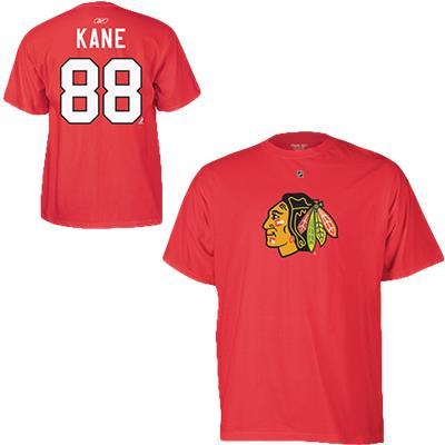 Reebok Chicago Blackhawks Patrick Kane Premier Team Tee Shirt