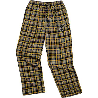 St. Louis Blues Empire Flannel Pants