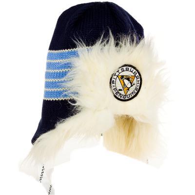 Reebok Pittsburgh Penguins Fur Trooper Hat