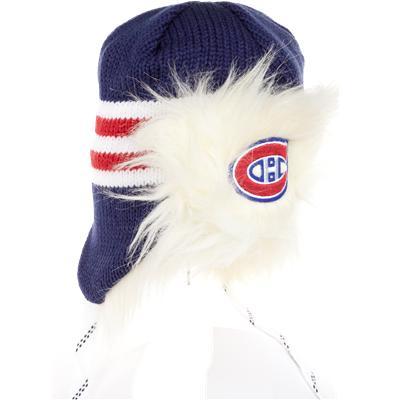 Reebok Montreal Canadians Fur Trooper Hat
