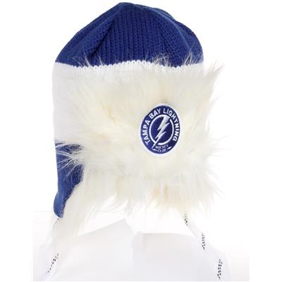 Reebok Tampa Bay Lightning Fur Trooper Hat