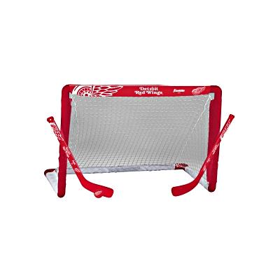 Franklin NHL Team Mini Hockey Goal Set