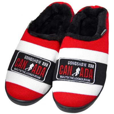 Gongshow Canada Slippers
