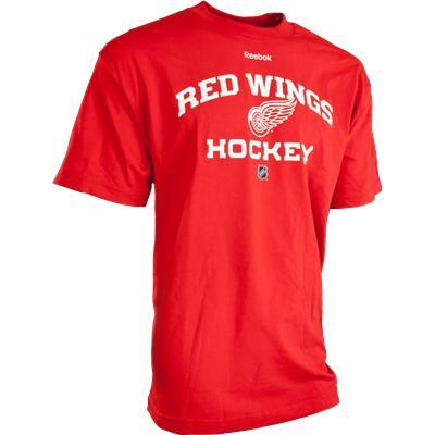 Reebok Detroit Red Wings Tee Shirt
