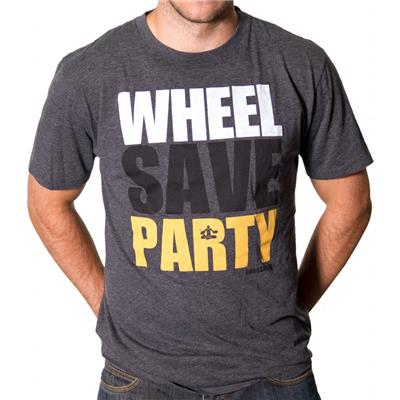 Gongshow Wheel Save Party Tee Shirt