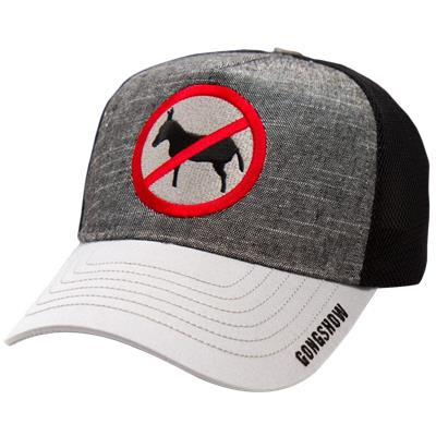 Gongshow No Donkeys Hat