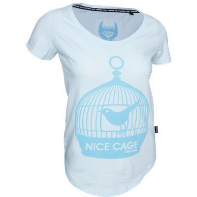 Gongshow Nice Cage Tee Shirt