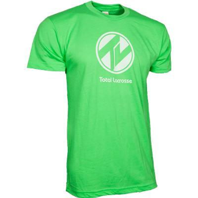 Total Lacrosse Neon Tee Shirt