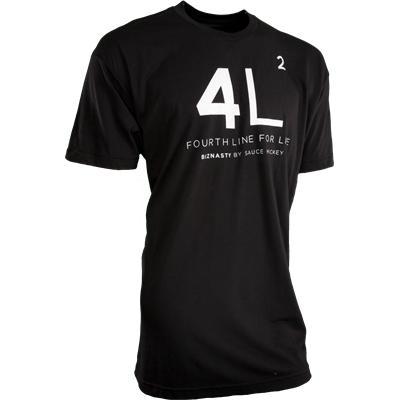 Sauce Black 4L2 Tee Shirt