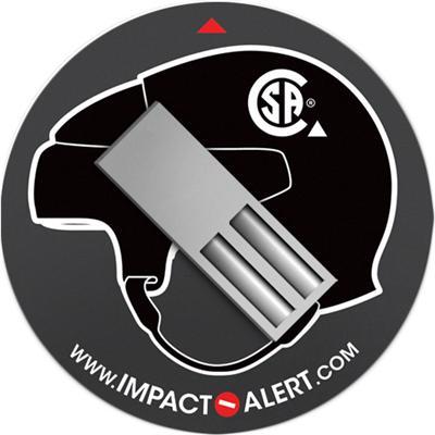 Impact Alert Hockey Sensor