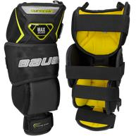Bauer Supreme Junior Goalie Knee and Thigh Protectors