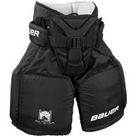 Learn to Play Goalie Bauer Prodigy Youth Goalie Pants