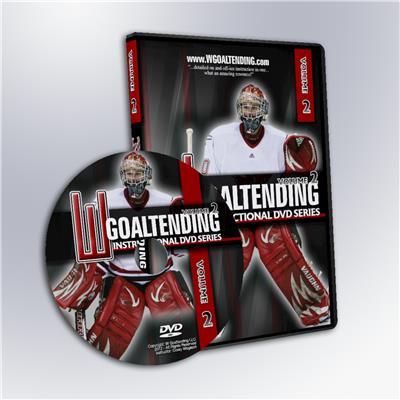 W Goaltending DVD Series Volume 2