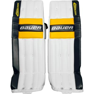 Bauer Reactor 6000 Vintage Design Goalie Leg Pads