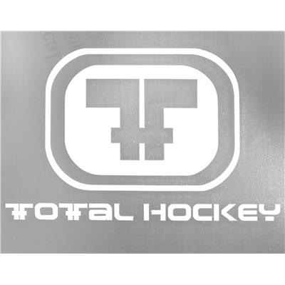 Pro Guard Total Hockey Car Sticker